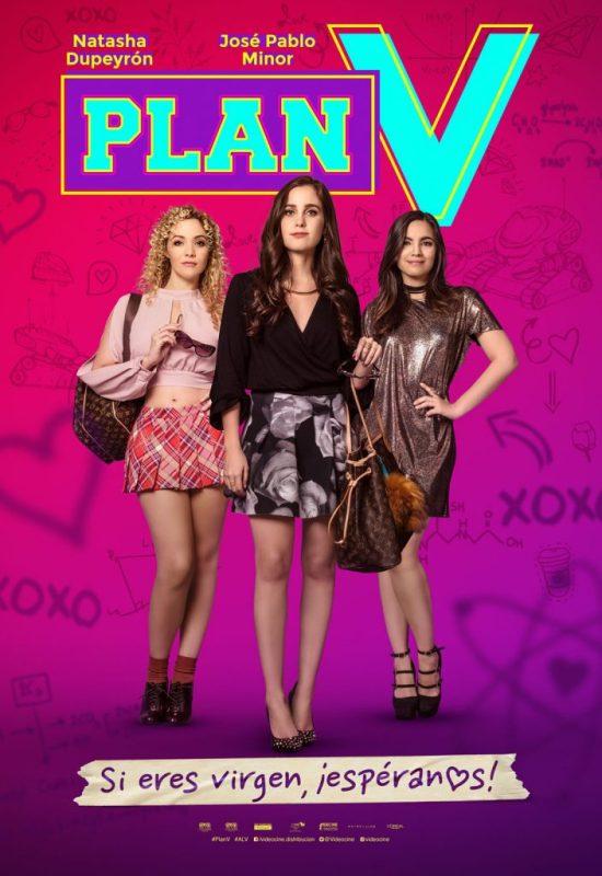 Plan V se estrena en México el 17 de Agosto - plan-v-550x800