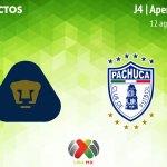 Pumas vs Pachuca, Jornada 4 del Apertura 2018 ¡En vivo!