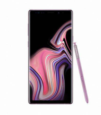 Nuevo Galaxy Note 9 es presentado, llegará a México a finales de agosto - purple_galaxynote9_spen