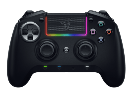 Razer anunció el lanzamiento de dos mandos para PS4: Raiju Ultimate y Tournament Edition - razer-raiju-ultimate-450x327