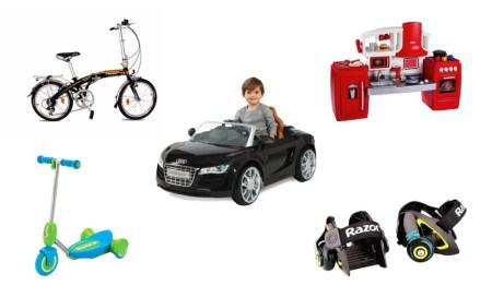 Los 10 regalos infantiles más buscados en Mercado Libre