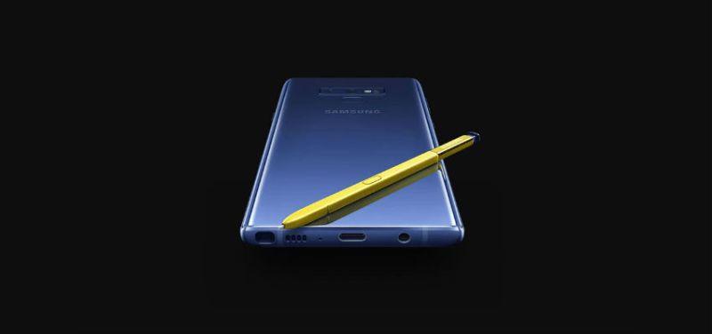 Samsung Galaxy Note9 llega a México ¡conoce los detalles de la Preventa en México! - samsung-galaxy-note9-smartphone-800x376