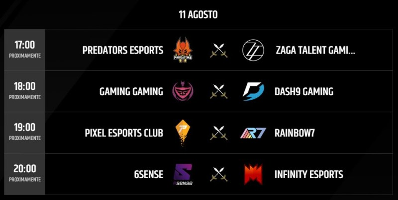 Resumen de la semana 7 del Torneo LLN Clausura 2018 de League of Legends - torneo-lln-clausura-2018-de-league-of-legends_11_agosto-800x403