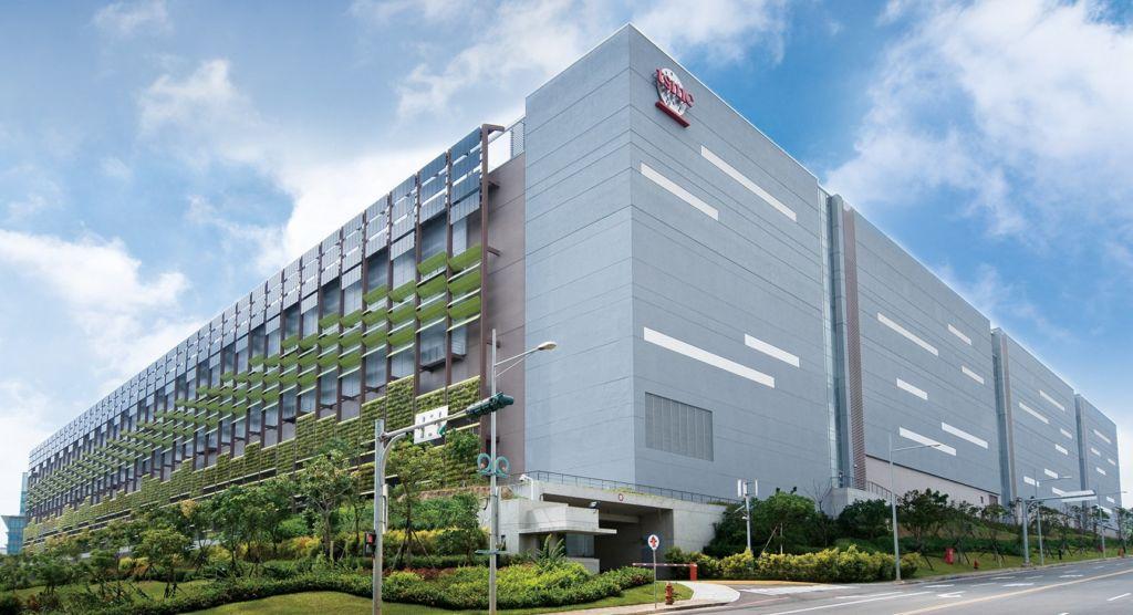 El fabricante de chips TSMC es víctima de virus en sus plantas de producción - tsmc-building