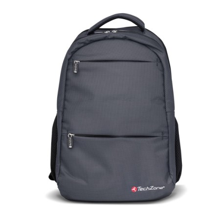 Backpack Warrior techzone lanza nuevas backpacks repelentes al agua - tz18lbp01-gris