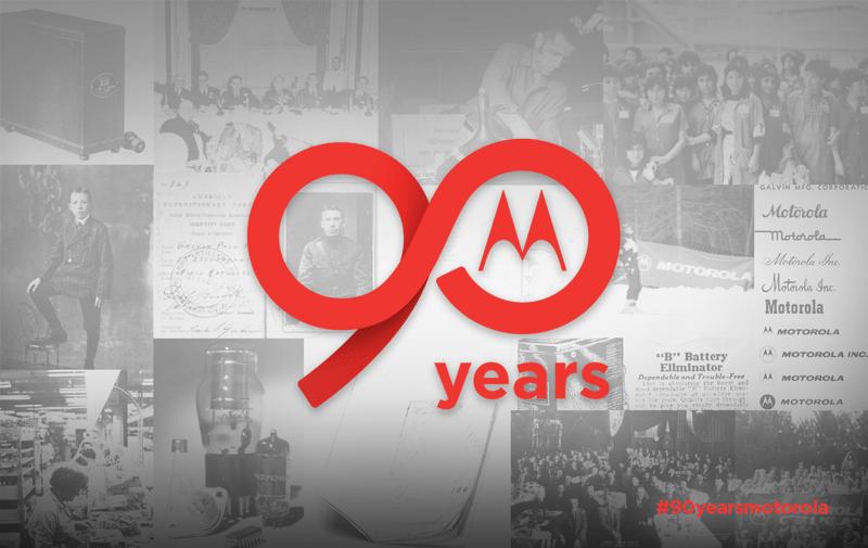 Motorola 90 años: 9 momentos que marcaron la historia de Motorola - 90-year-motorola