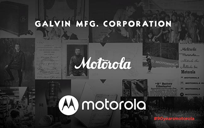 Motorola 90 años: 9 momentos que marcaron la historia de Motorola - 90-year-motorola_1