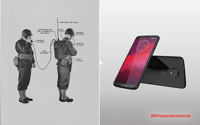 Motorola 90 años: 9 momentos que marcaron la historia de Motorola - 90-year-motorola_3