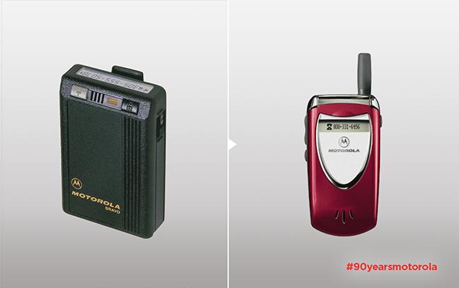 Motorola 90 años: 9 momentos que marcaron la historia de Motorola - 90-year-motorola_bestsellers