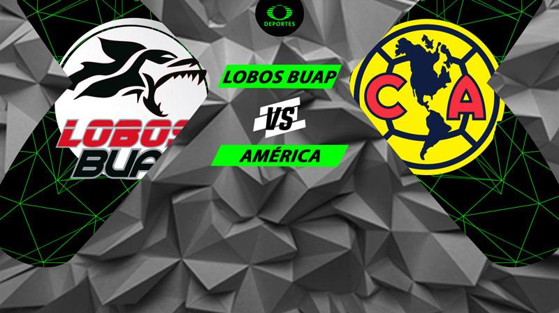 Lobos BUAP vs América, J8 de Liga MX A2018 ¡En vivo por internet! - america-vs-lobos-buap-apertura-2018