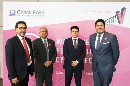 Check Point Experience llega por primera vez a México
