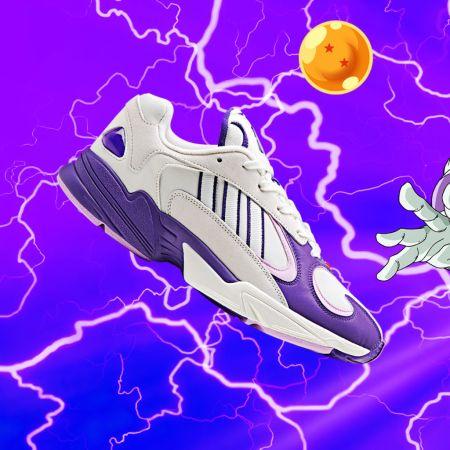 El primer drop de sneakers de Dragon Ball de adidas Originals ya en México - coleccion-adidas-originals-x-dragon-ball-z_3