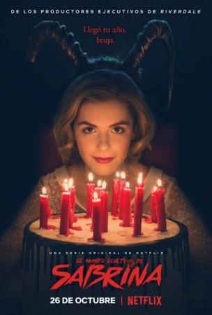"""Netflix revela los personajes de """"El mundo oculto de Sabrina"""""""