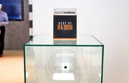 HUAWEI AI Cube, el Kirin 980 y HUAWEI Locator reciben importantes premios durante IFA 2018 - expert-reviews-kirin-980-450x290