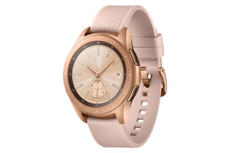 El Samsung Galaxy Watch llega a México ¡Preventa especial! - galaxy-watch_rose-gold