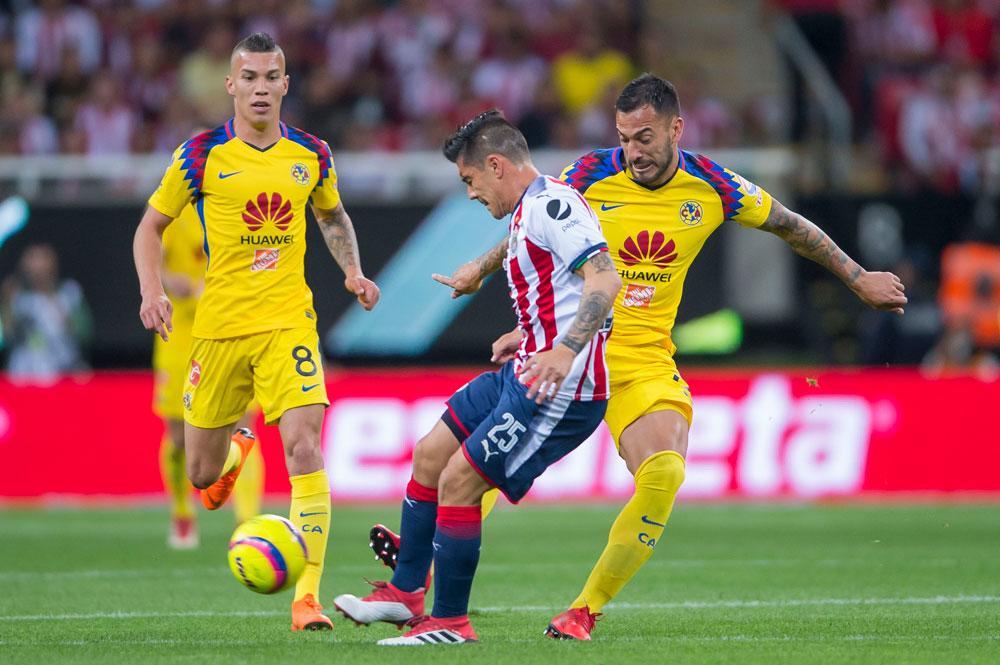 A qué hora juega América vs Chivas el Clásico del A2018 y en qué canal lo pasan - hora-america-vs-chivas-apertura-2018