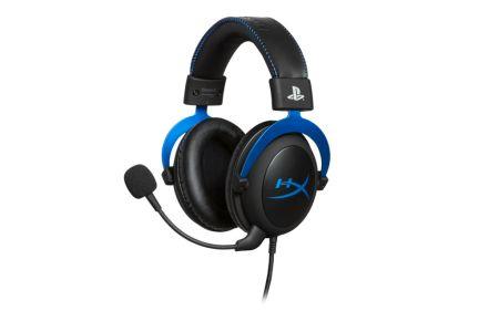 HyperX Cloud, los primeros audífonos de videojuego autorizados para PS4