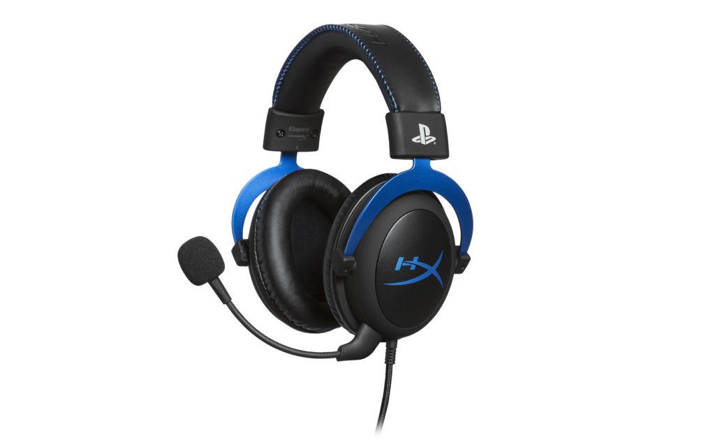 HyperX Cloud, los primeros audífonos de videojuego autorizados para PS4 - hyperx-cloud-for-ps4_2