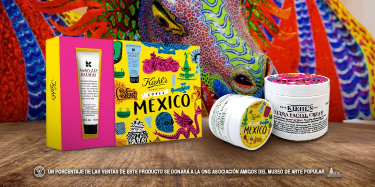 Kiehl's celebra la riqueza artesanal Mexicana con una edición limitada: Kiehl's Loves México 2018 - kiehls-loves-mexico-2018_2