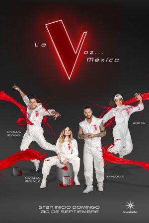 Próximo estreno de La Voz…México 2018