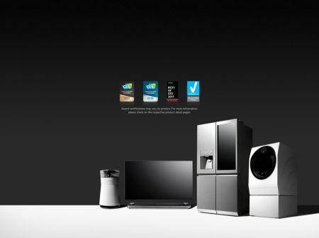 A un mes de su lanzamiento, LG anuncia sold out de la línea LG SIGNATURE