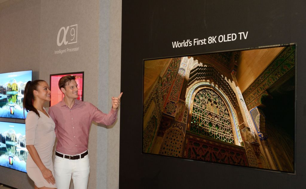 LG presenta el primer televisor 8K OLED en el IFA 2018 - lg_8k-oled-tv