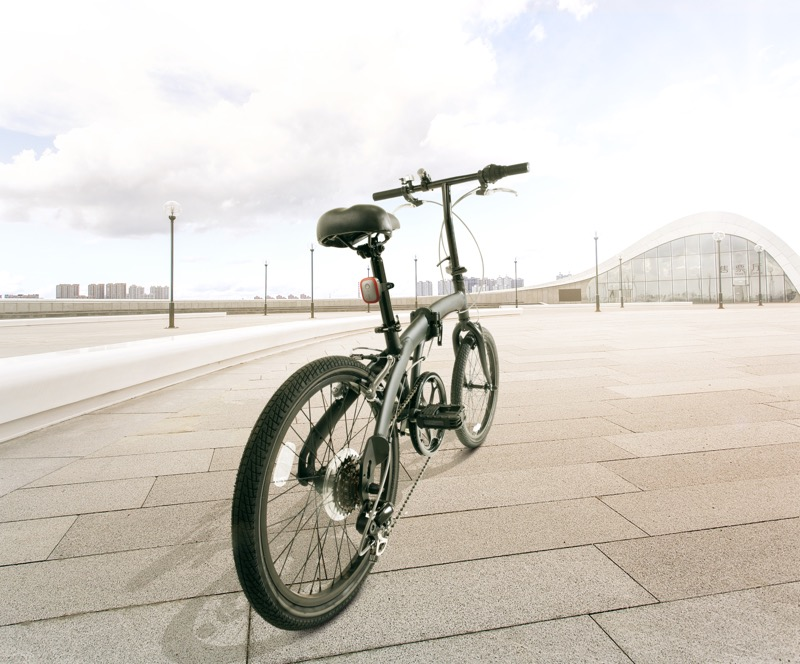 HUAWEI Locator: resistente localizador satelital es revelado en la IFA 2019 - locator-for-bicycles