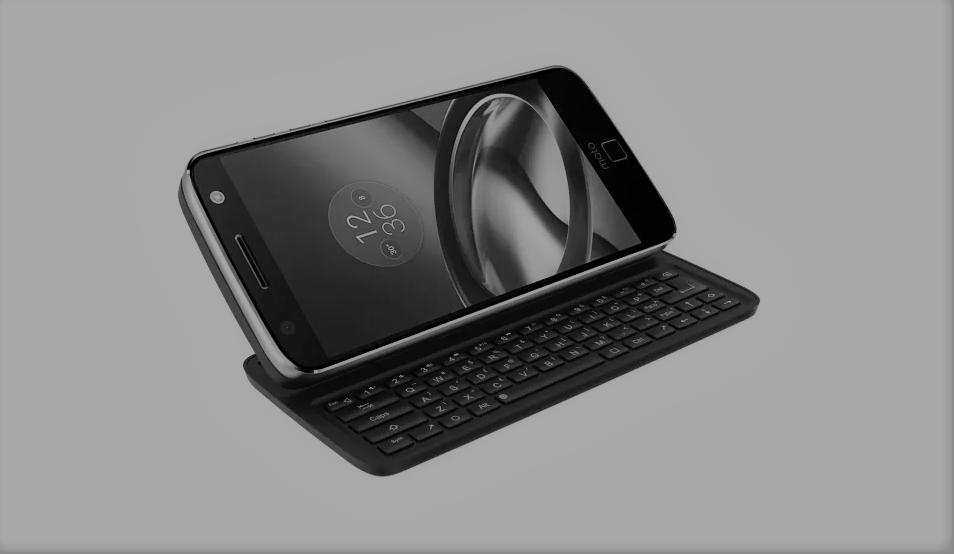 El Mod que añadía teclado físico a los Moto Z nunca verá la luz - moto-z-keyboard-cancelled