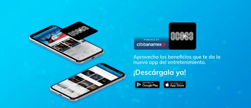 OCESA app, la app para enterarte antes que nadie de todos los conciertos - ocesa-app-800x345