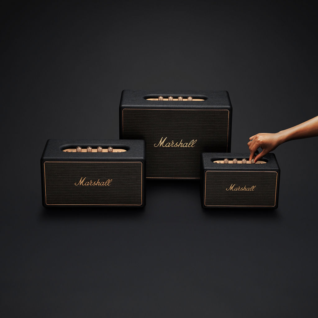 Marshall presenta Sistema Wireless Multi-room Wi-Fi en México - sistema-multi-room-de-marshall-headphones