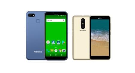 Hisense presenta los smartphones T965 y T17 ¡ya disponibles en exclusiva con Movistar!