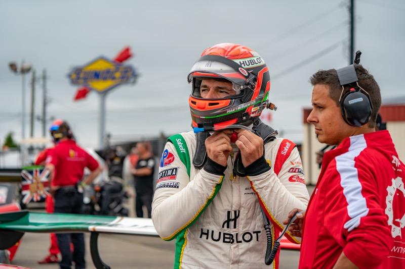 Martín Fuentes, piloto mexicano gana el campeonato Pirelli World Challenge 2018 - squadra-corse_wgi-8