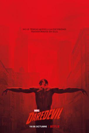 Netflix revela la fecha de estreno de la tercera temporada de Marvel Daredevil