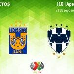 Tigres vs Monterrey, Clásico Regio en A2018 ¡En vivo por internet!