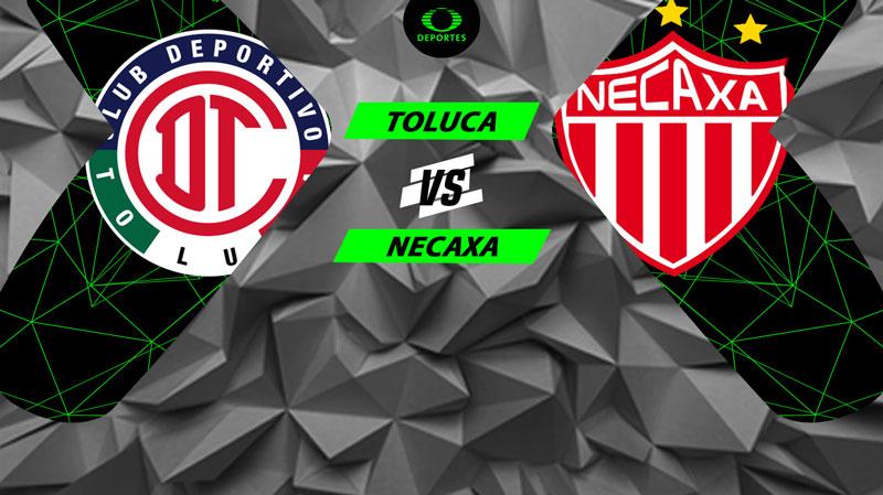 Toluca vs Necaxa, J10 del Apertura 2018 ¡En vivo por internet! - toluca-vs-necaxa-televisa-deportes-a2018
