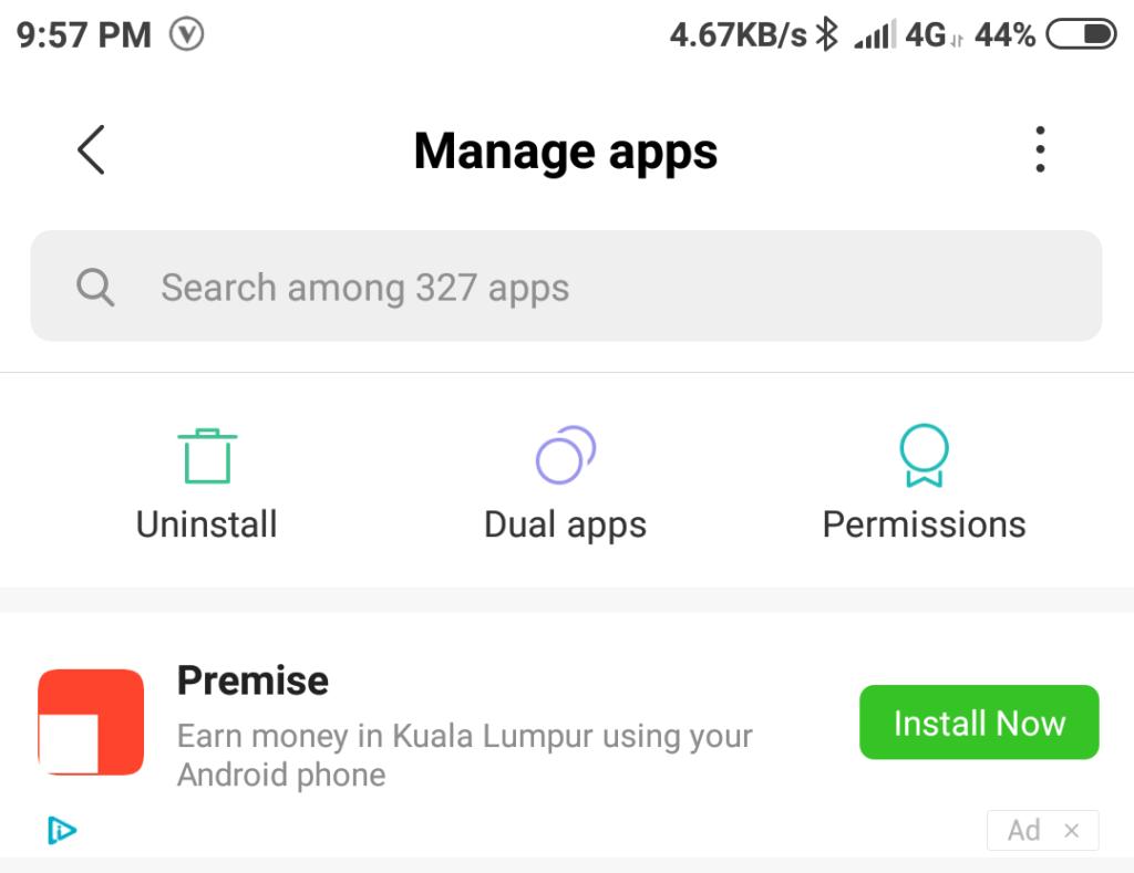 Xiaomi acepta que muestra publicidad en el software de sus smartphones - xiaomi-miui-10-ads