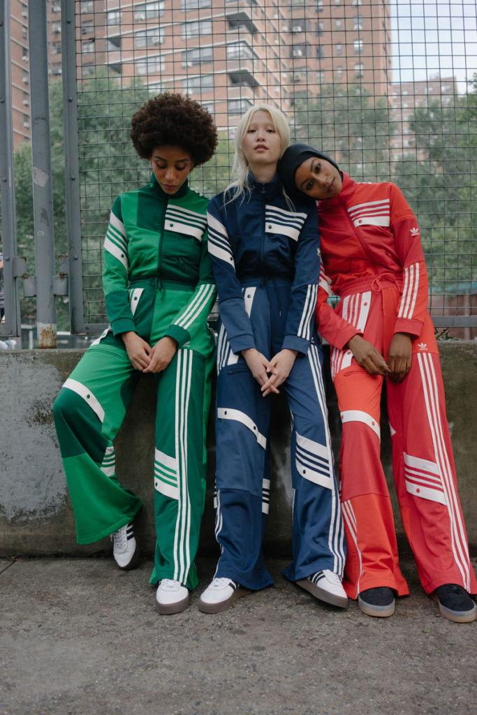 Nueva colección de adidas Originals y la diseñadora alemana Daniëlle Cathari - adidas-originals-by-danielle-cathari