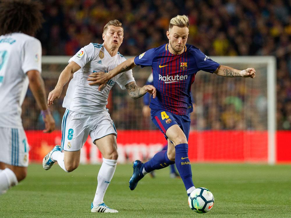 Barcelona vs Real Madrid, J10 de La Liga 2018 ¡En vivo por internet! - barcelona-vs-real-madrid-j10-la-liga-2018