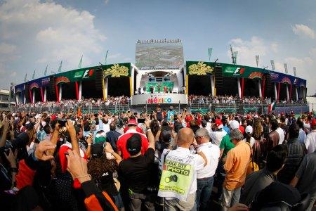 Carrera de F1 Gran Premio de México 2018 ¡En vivo por internet!
