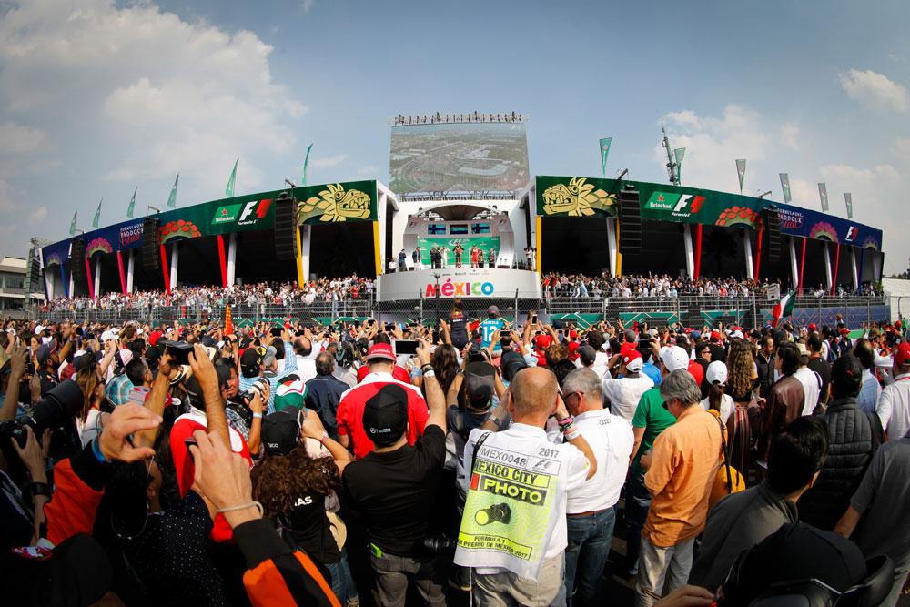 Carrera de F1 Gran Premio de México 2018 ¡En vivo por internet! - carrera-f1-premio-de-mexico-2018