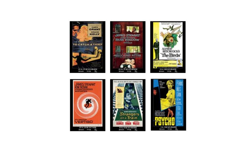 Hitchcock en Cinépolis del 25 de octubre al 25 de noviembre - cinepolis-800x511