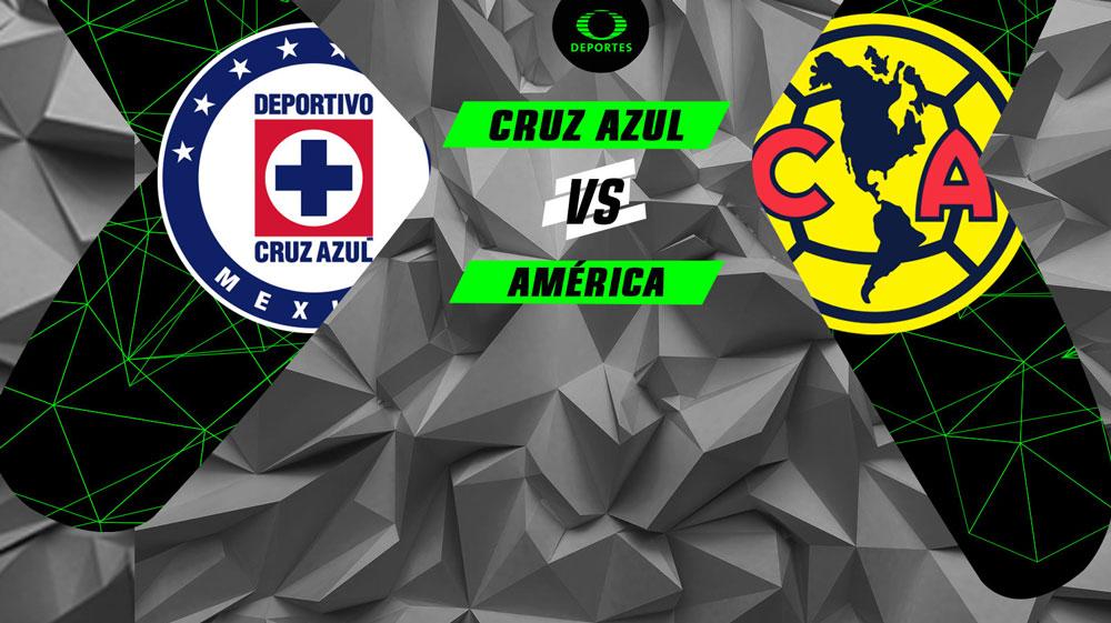 Cruz Azul vs América, Clásico joven A2018 ¡En vivo por internet! - clasico-joven-cruz-azul-vs-america-a2018