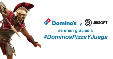 Combo Gamer de Assassin's Creed Odyssey: promoción exclusiva de Domino's y Ubisoft México