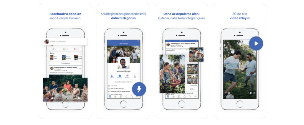 Facebook Lite ahora llega a iOS - facebook-lite-ios