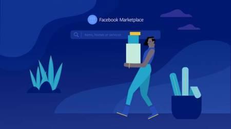 Facebook Marketplace cumple dos años y lanza nuevas funciones de Inteligencia Artificial