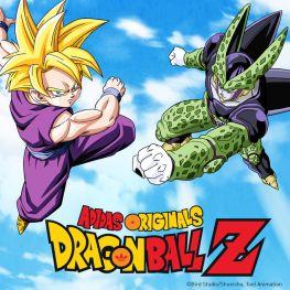 Gohan y Cell en la segunda colección adidas Originals x Dragon Ball Z - gohan-vs-cell-adidas-originals-x-dragon-ball-zpost2