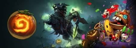 ¡Halloween está aquí! En la taberna de Hearthstone todo es terror…