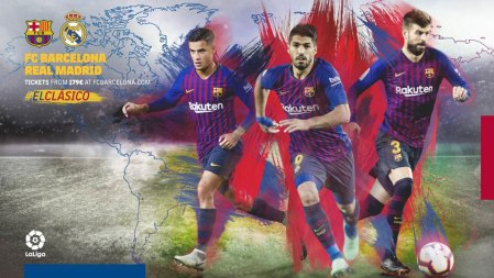 A qué hora juega Barcelona vs Real Madrid El Clásico y dónde verlo este 28 de octubre