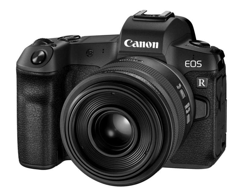 Nueva Canon EOS R, la cámara precursora mirrorless de fotograma completo - hr_eos_r_rf35_macro_is_stm_3q_bw-800x640