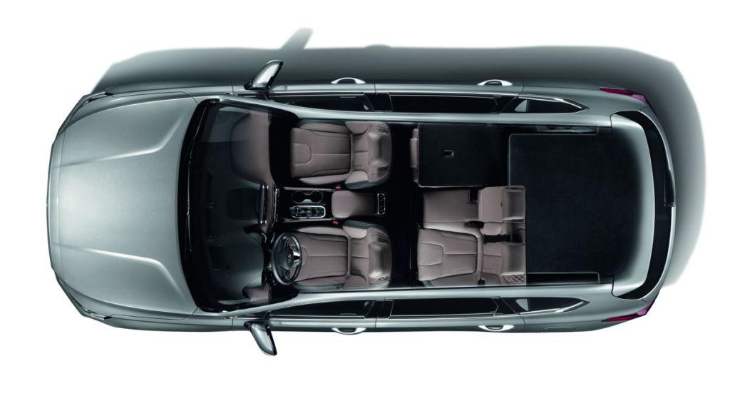 La totalmente nueva Hyundai Santa Fe y el renovado Elantra llegan a México - interior-hundai-santa-fe